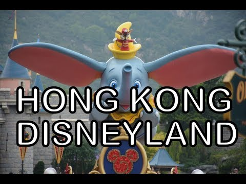 HONGKONG ||PART 2|| DISNEYLAND TOUR