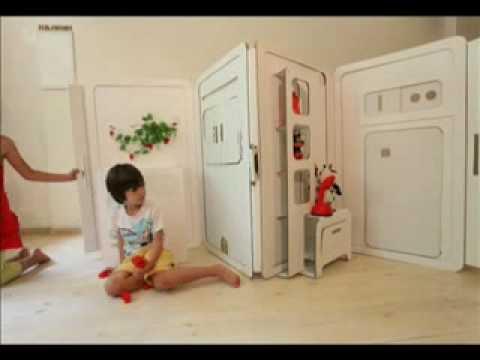 0 Parquinho de papelão na sua casa