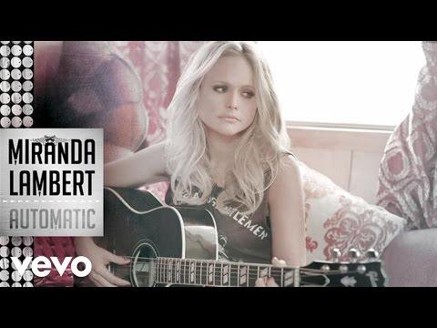 Miranda Lambert NEW song