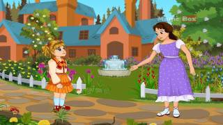 Mary Mary - English Nursery Rhymes - English Cartoon Nursery Rhymes