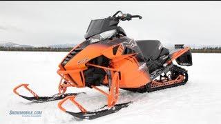 7. 2014 Arctic Cat M9000 SnoPro 162