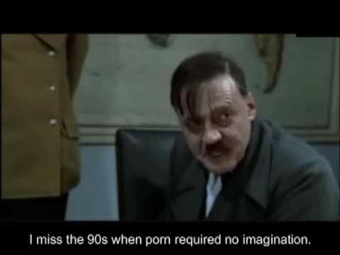 Hitler porn parody (видео)