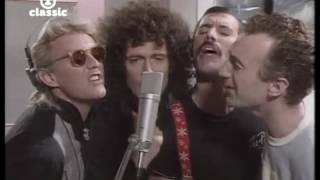 Queen - One Vision ミュージックビデオ