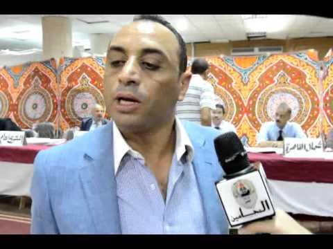 صالح: يؤكد علي استمرار خدماته النقابية للمحامين