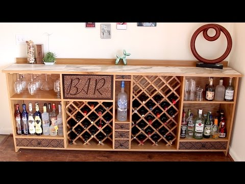 Building The Ultimate Home Bar
