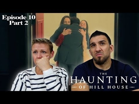 The Haunting of Hill House Episode 10 'Silence Lay Steadily' Part 2 REACTION!!