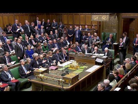 Brexit: Παράταση της διαδικασίας ψήφισε το βρετανικό κοινοβούλιο…