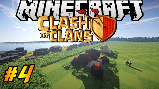Video Clash of Clans in Minecraft | Making of #4 | CANNONS & PUBLIC SERVER MP3, 3GP, MP4, WEBM, AVI, FLV Agustus 2017