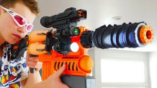 Video Nerf War: 3 MILLION SUBSCRIBERS MP3, 3GP, MP4, WEBM, AVI, FLV Februari 2018