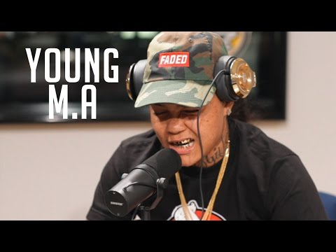 Young M.A Freestyles on Flex | Freestyle #004