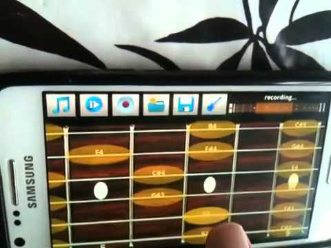 Video of Guitar Scales & Jam Free