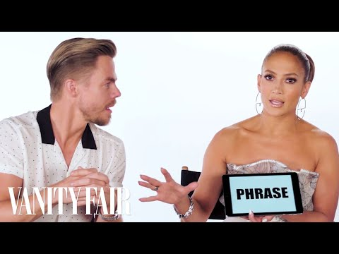 Jennifer Lopez Explains Dance Slang
