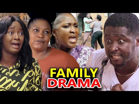 "Family Drama Complete Season 9&10 - NEW MOVIE "" Onny Michael 2020 Latest Nigerian Movie"