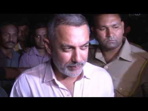 Aamir Khan Spoke About Injury During Film Dangal Shoot