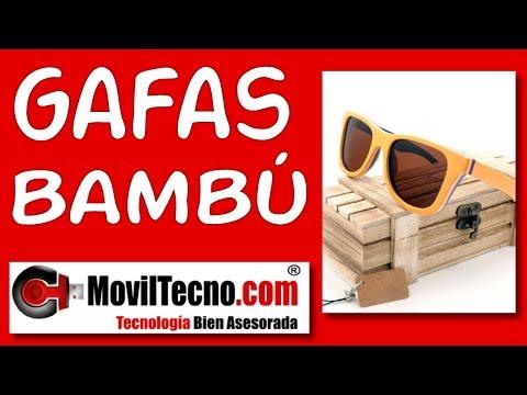 Modelos de uñas - Gafas de SOL madera de BAMBÚ – MovilTecno.com