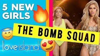 Meet the Bomb Squad  | Love Island Australia