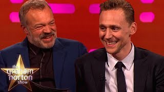 Video Graham Norton LOVES Tom Hiddleston MP3, 3GP, MP4, WEBM, AVI, FLV Juli 2019
