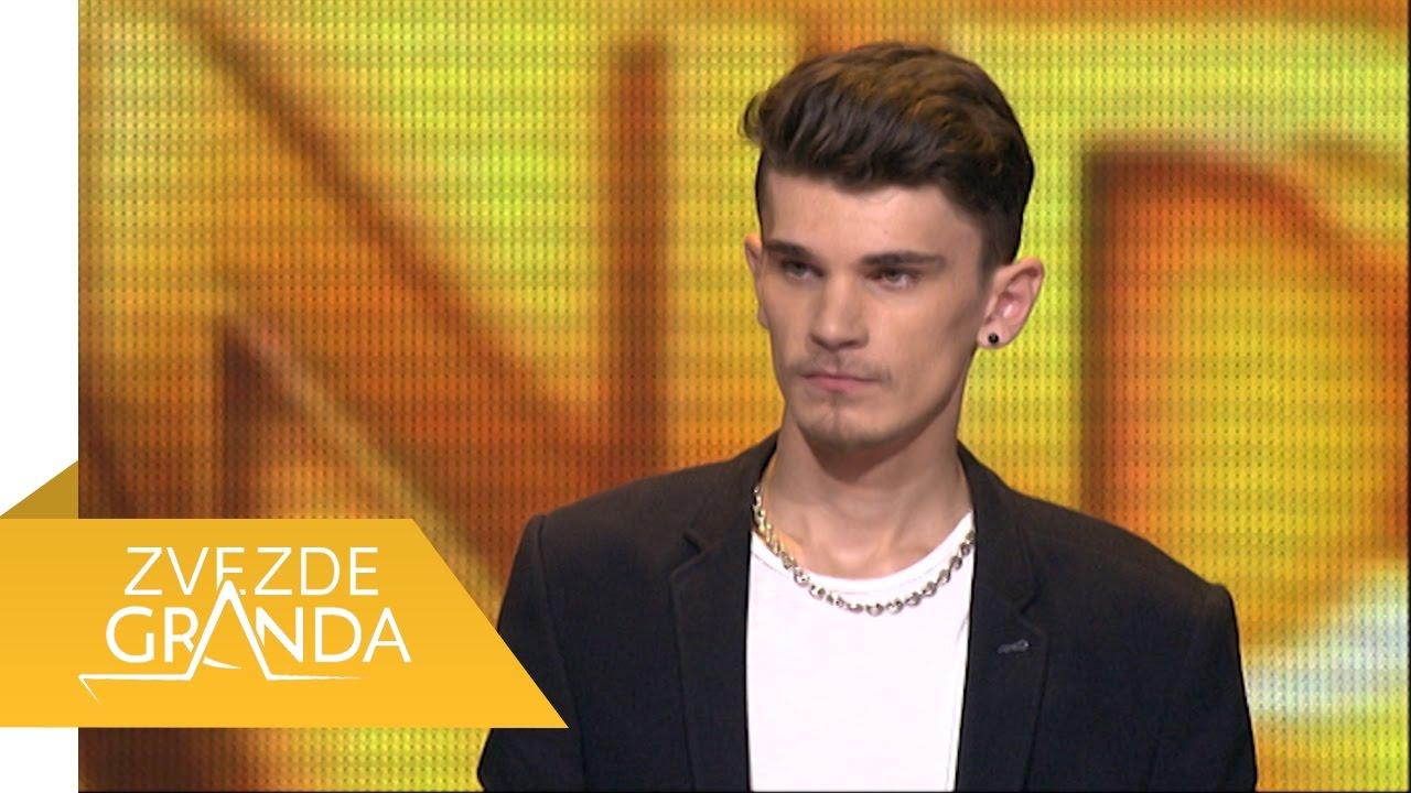 Semir Draganović – Ima nešto u tom što me nećeš i Noć do podne – (12. 11.) – osma emisija