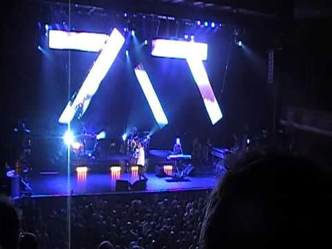 OMD | OMD.Walking On The Milky Way..Brighton Dome 2010..