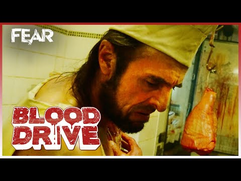 A Kitchen Nightmare | Blood Drive