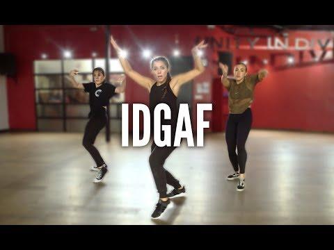 DUA LIPA - IDGAF | Kyle Hanagami Choreography (видео)