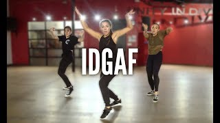 Video DUA LIPA - IDGAF | Kyle Hanagami Choreography MP3, 3GP, MP4, WEBM, AVI, FLV Januari 2018