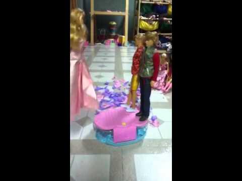 A Barbie Wedding