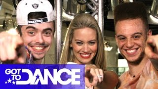Kimberly Wyatt's Brain Box Quiz | Got To Dance 2014