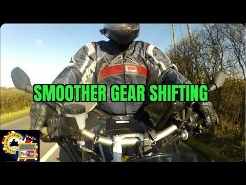 Lesson/Advanced - Motorcycle gear shifting or gear changing part 2