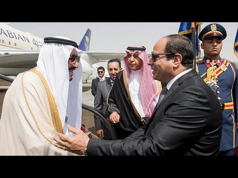 Συμφωνία Σαουδικής Αραβίας- Αιγύπτου για την κατασκευή γέφυρας στην Ερυθρά Θάλασσα