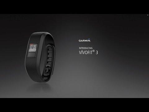 Vivofit 3: Meet the Challenge