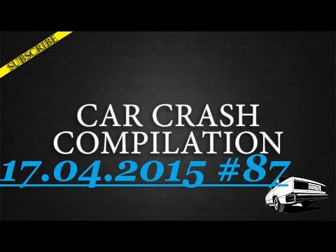 Car crash compilation #87 | Подборка аварий 17.04.2015