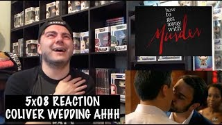 Nonton How To Get Away With Murder   5x08  I Want To Love You Until The Day I Die  Reaction Film Subtitle Indonesia Streaming Movie Download