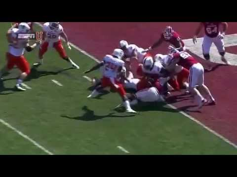 Tevin Coleman Game Highlights vs Bowling Green 2013 video.