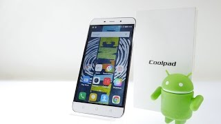 Coolpad Note 3 First Looks Budget Phone with Fingerprint & 3GB RAM