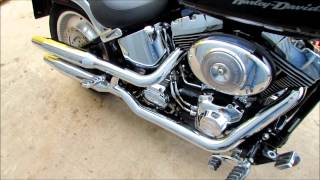 7. 2006 Harley Davidson Softail Deuce motorcycle for sale | sold at auction June 26, 2013
