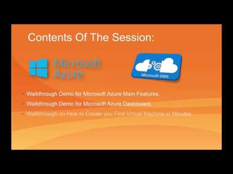 Learn about Microsoft Azure in CPI sessions!