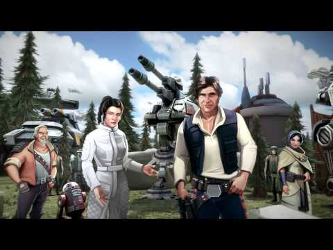 Video of Star Wars: Commander