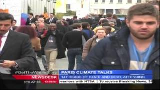 Climate Change Conference in Paris enters crucial stage of technical discussions