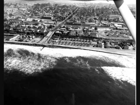 100 years of Sand on the Beaches of Oceanside