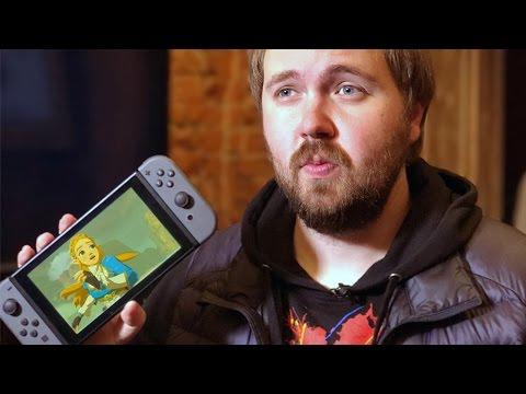 Поиграл в Nintendo Switch: Zelda, Mario Kart и вот это все