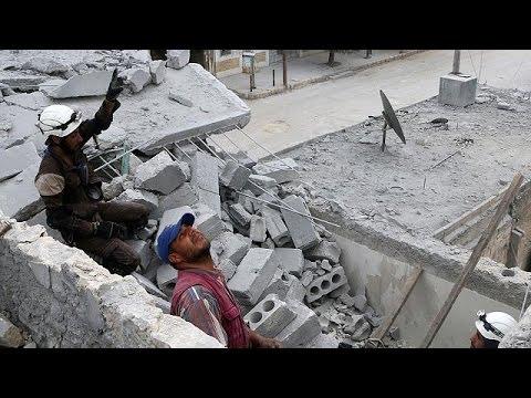 Συνεχίζονται οι μάχες στο Χαλέπι – Μπαράζ διπλωματικών επαφών στον ΟΗΕ