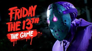 Playing as Retro Jason from Friday the 13th in the new Friday the 13th game! Friday the 13th: The Game with Typical Gamer!