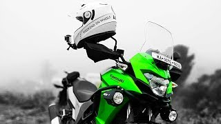 2. Kawasaki Versys X300 review