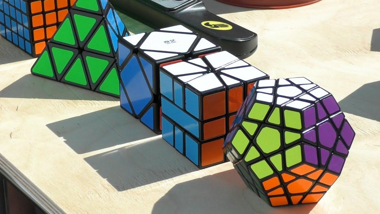 Чемпионат по скоростной сборке кубик Рубика пройдет в Ижевске 12-13 августа