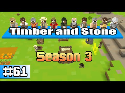 Timber and Stone - Clogged Pathing (S03 E61)