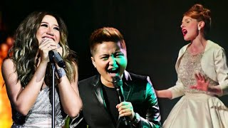 Video FILIPINO Singers Attempting NEVER ENOUGH Climax MP3, 3GP, MP4, WEBM, AVI, FLV Agustus 2018