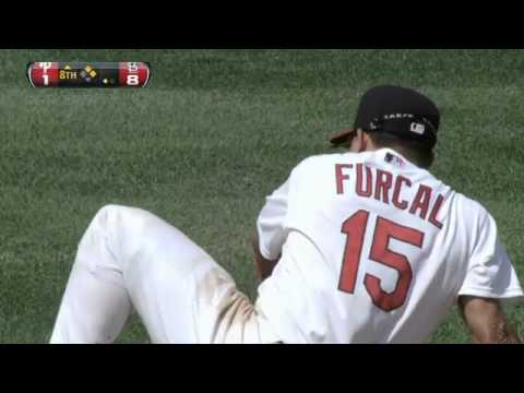 Rafael Furcal's Hot Defense