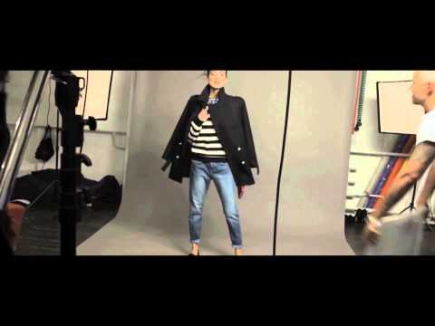 How To Wear Boyfriend's Jeans? Как носить Бойфрендз Джинсы? видео