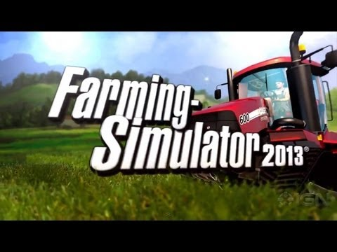 трейлер Farming Simulator 2013
